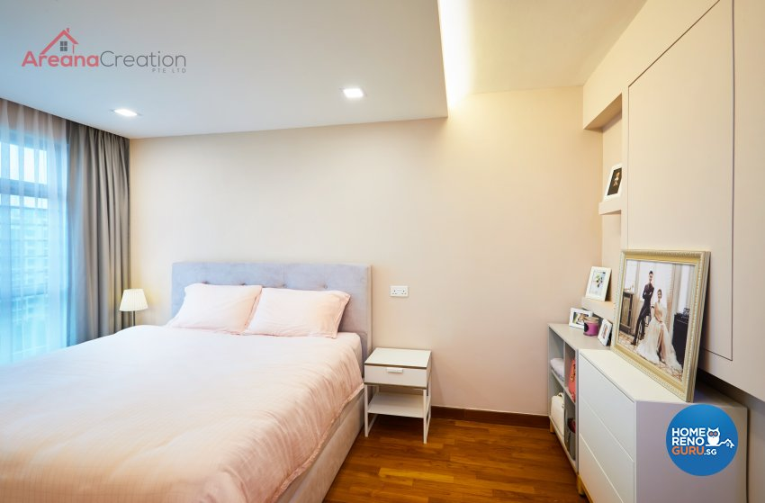 Classical, Contemporary, Country Design - Bedroom - HDB 5 Room - Design by Areana Creation Pte Ltd