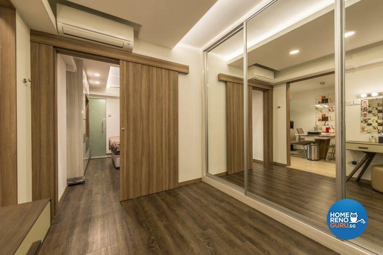 Artis Interior Pte Ltd-HDB 3-Room package