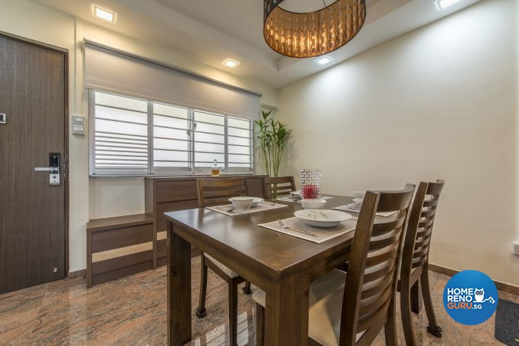 Contemporary, Minimalist, Modern Design - Dining Room - Others - Design by Artis Interior Pte Ltd