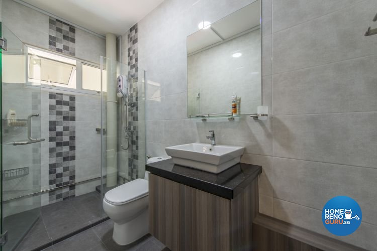 Contemporary, Minimalist, Modern Design - Bathroom - Others - Design by Artis Interior Pte Ltd