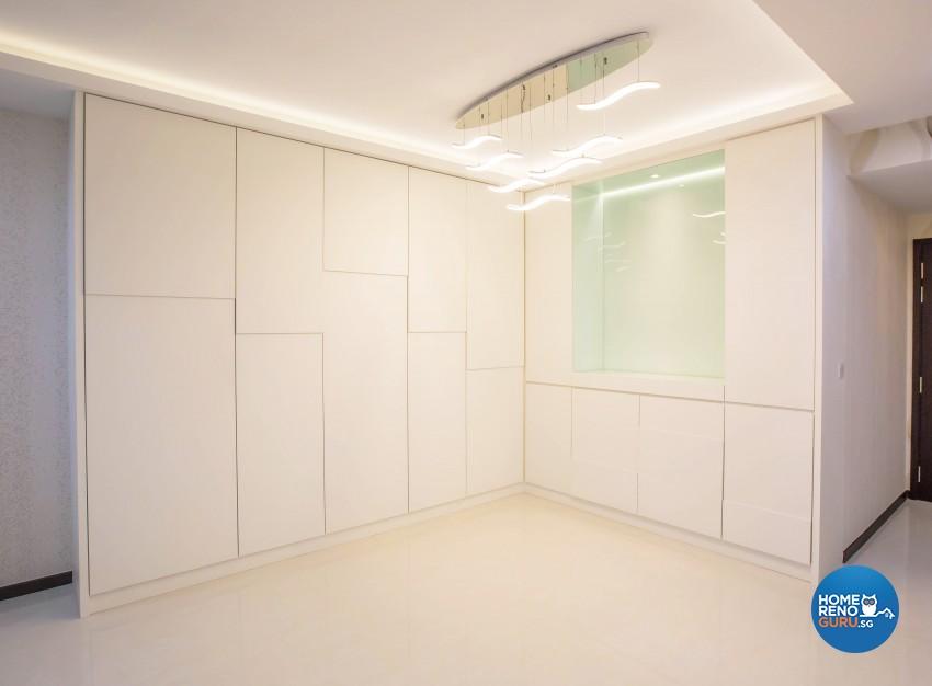 Modern Design - Living Room - Condominium - Design by Artis Interior Pte Ltd