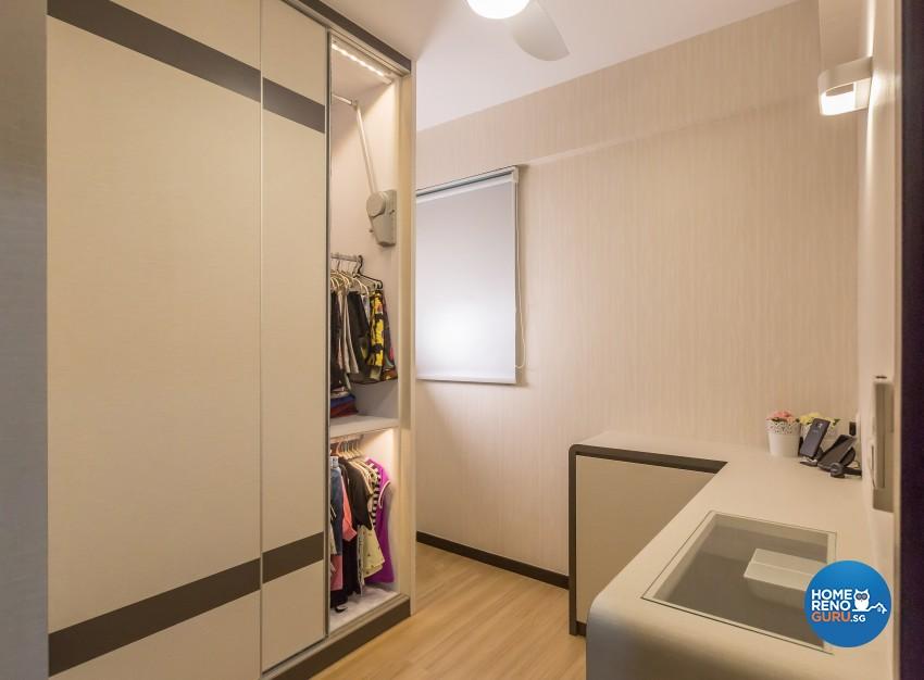 Modern Design - Bedroom - Condominium - Design by Artis Interior Pte Ltd