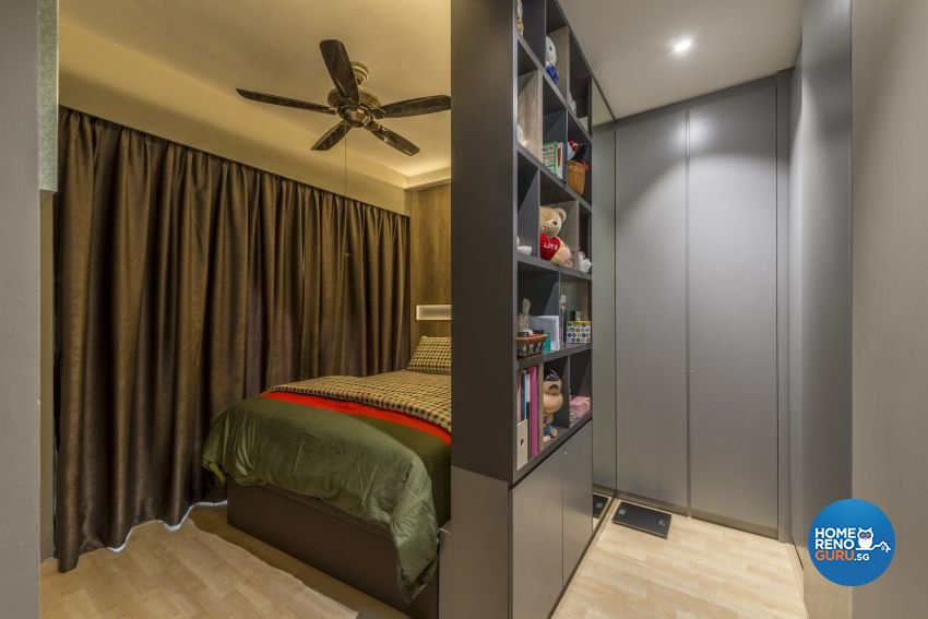 Classical, Contemporary, Scandinavian Design - Bedroom - Condominium - Design by Artis Interior Pte Ltd