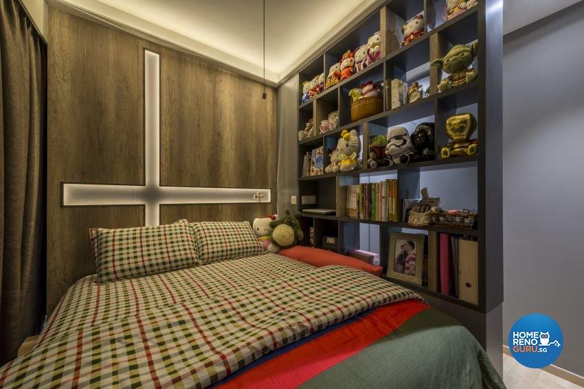 Classical, Contemporary, Scandinavian Design - Bedroom - Condominium - Design by Artis Interior Pte Ltd
