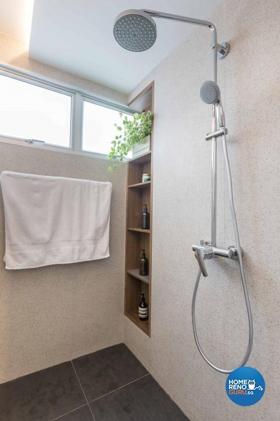 Modern Design - Bathroom - HDB 3 Room - Design by Artis Interior Pte Ltd