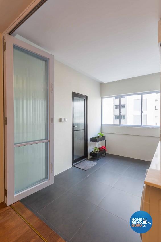 Modern Design - Kitchen - HDB 3 Room - Design by Artis Interior Pte Ltd