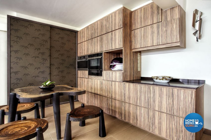 Contemporary, Others Design - Kitchen - HDB 4 Room - Design by Artrend Design