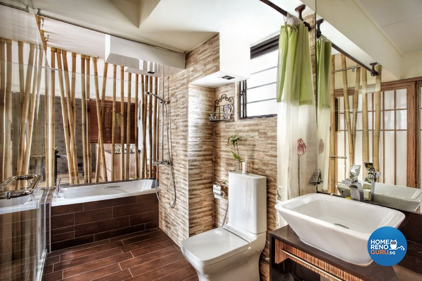 Contemporary, Others Design - Bathroom - HDB 4 Room - Design by Artrend Design