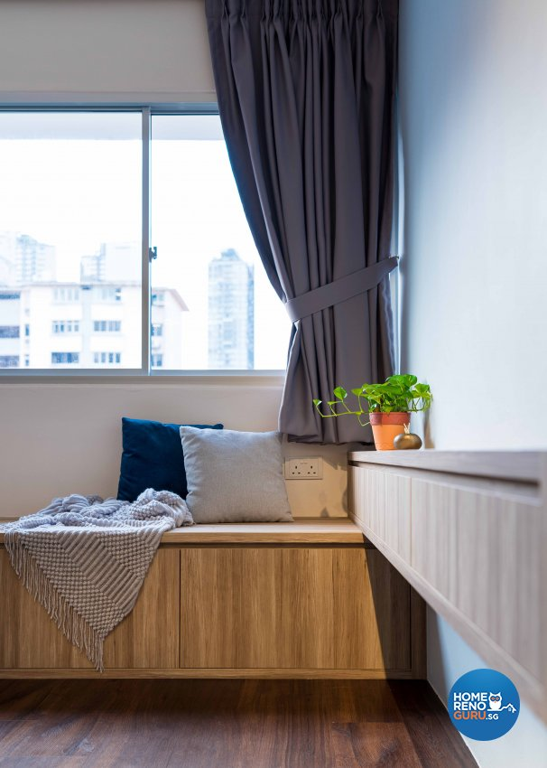 Modern, Scandinavian Design - Dining Room - HDB 5 Room - Design by Artrend Design