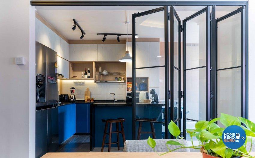 Modern, Scandinavian Design - Kitchen - HDB 5 Room - Design by Artrend Design