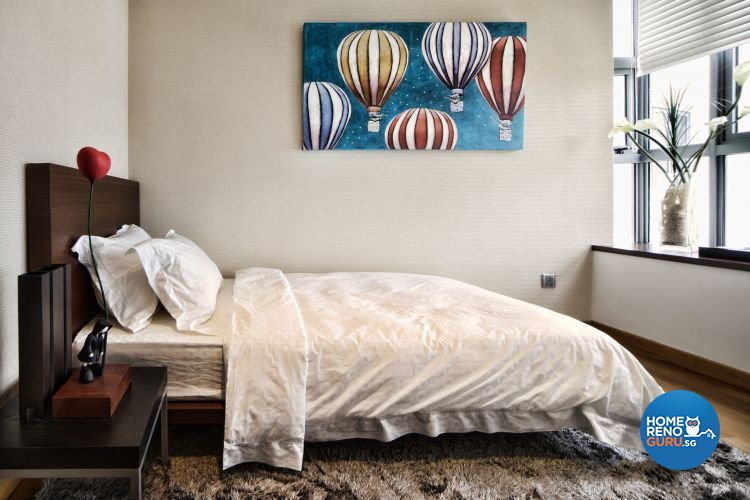 Minimalist, Modern Design - Bedroom - Condominium - Design by Artrend Design