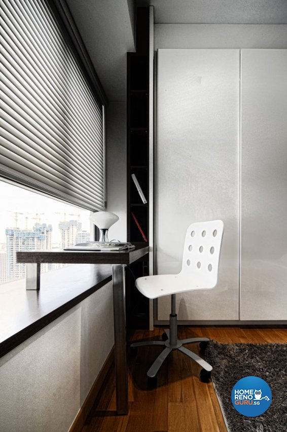 Minimalist, Modern Design - Study Room - Condominium - Design by Artrend Design