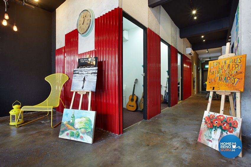 Classical, Eclectic Design - Commercial - Retail - Design by Artrend Design