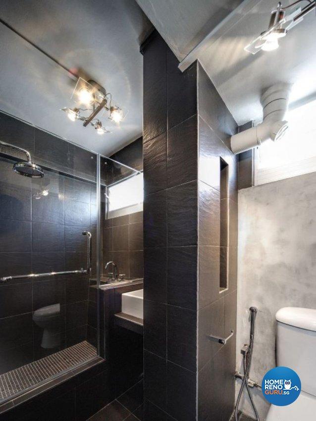 Contemporary, Minimalist, Modern Design - Bathroom - HDB 3 Room - Design by Artrend Design