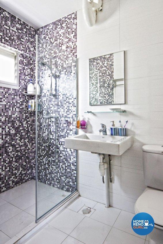 Contemporary, Minimalist, Modern Design - Bathroom - HDB 5 Room - Design by Artrend Design