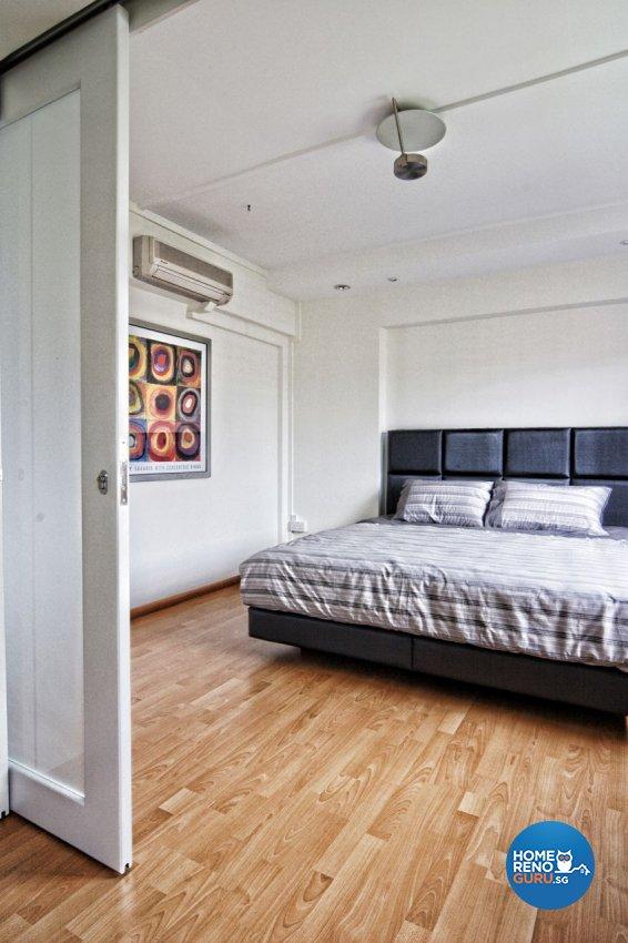 Contemporary, Minimalist, Modern Design - Bedroom - HDB 5 Room - Design by Artrend Design