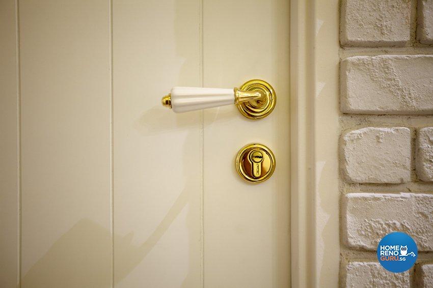 Classical, Scandinavian Design - Bedroom - HDB 4 Room - Design by Artrend Design