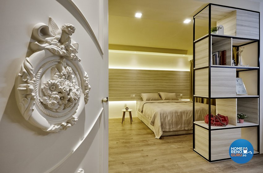 Classical, Scandinavian Design - Bedroom - HDB 4 Room - Design by Artrend Design