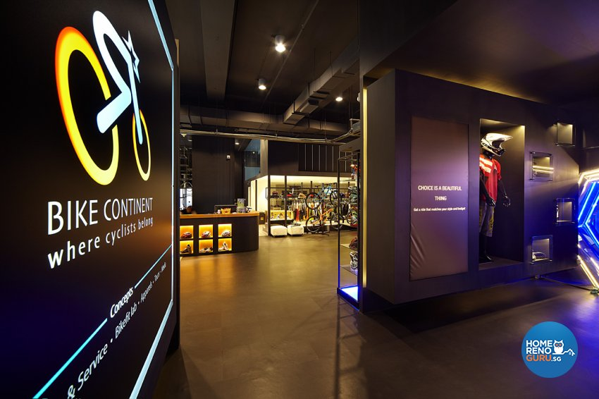 Modern Design - Commercial - Retail - Design by Artrend Design