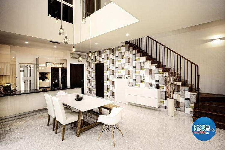 Contemporary, Modern Design - Dining Room - Others - Design by Artrend Design