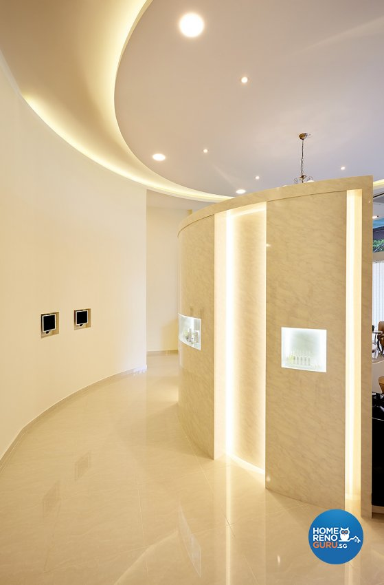 Contemporary, Minimalist, Modern Design - Commercial - Retail - Design by Artrend Design