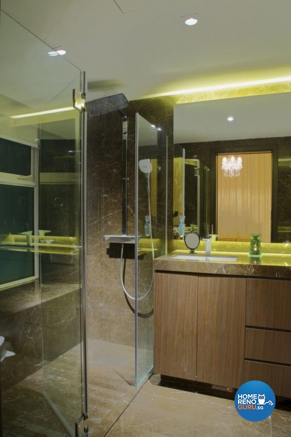 Classical, Contemporary, Modern Design - Bathroom - Condominium - Design by Artrend Design