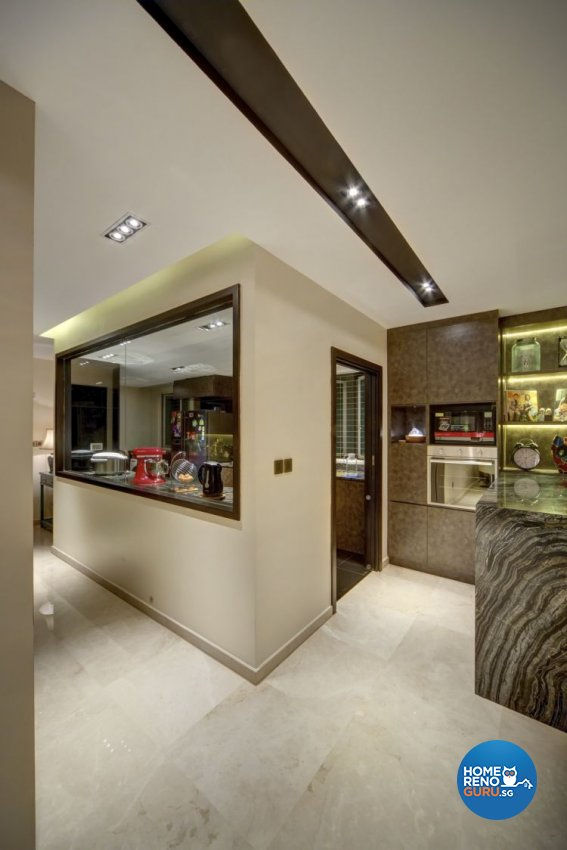 Classical, Contemporary, Modern Design - Kitchen - Condominium - Design by Artrend Design