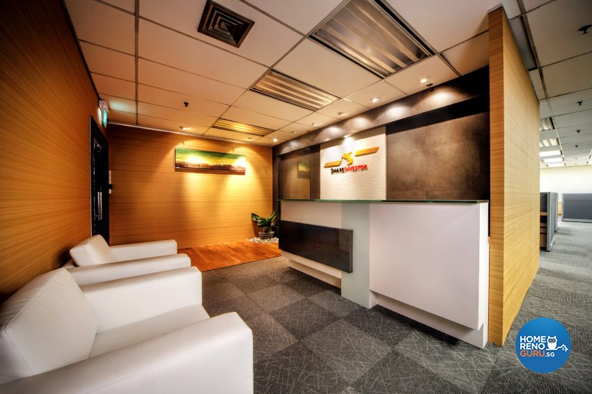 Contemporary Design - Commercial - Office - Design by Artrend Design