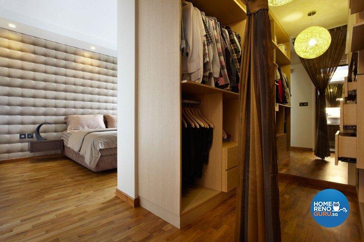 Classical, Minimalist, Modern Design - Bedroom - HDB 5 Room - Design by Artrend Design
