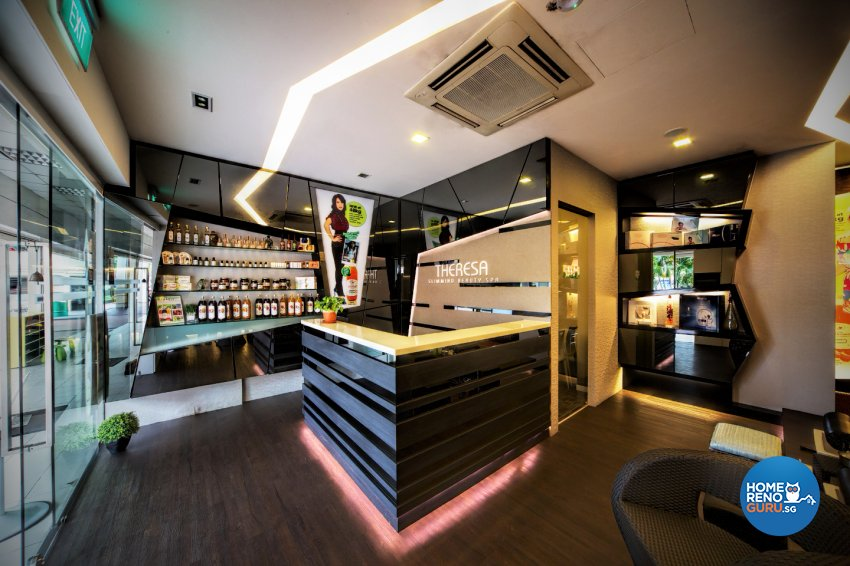 Contemporary, Modern, Resort Design - Commercial - Retail - Design by Artrend Design