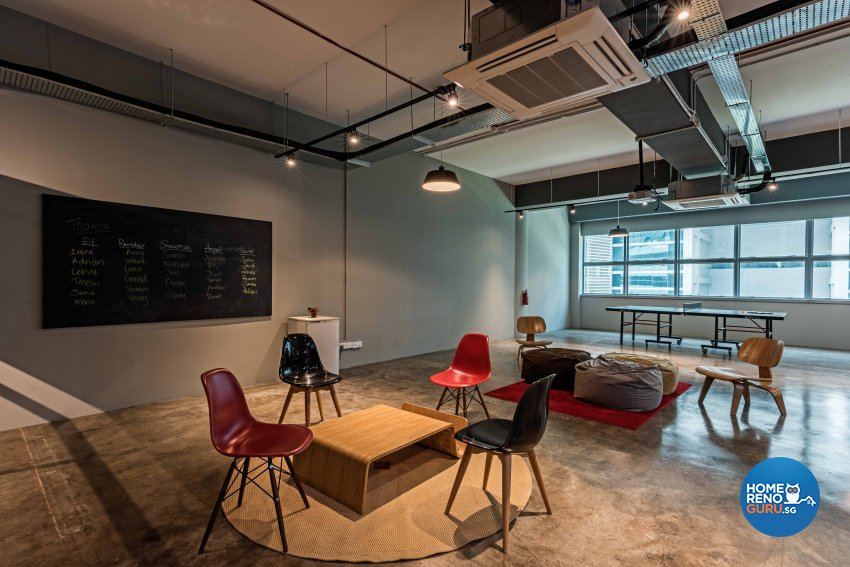 Industrial Design - Commercial - Office - Design by Artrend Design