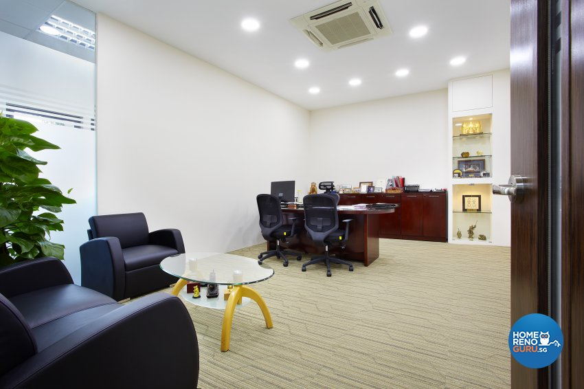 Contemporary, Modern Design - Commercial - Office - Design by Artrend Design