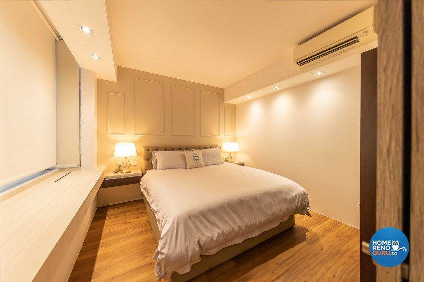 Modern Design - Bedroom - Condominium - Design by ARTS 2 DESIGN STUDIO PTE LTD