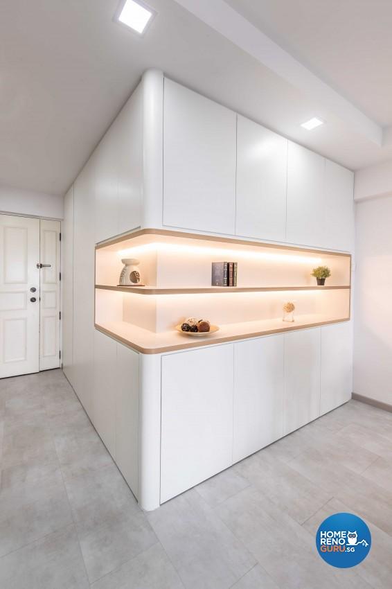 Modern Design - Living Room - HDB 5 Room - Design by ARTS 2 DESIGN STUDIO PTE LTD