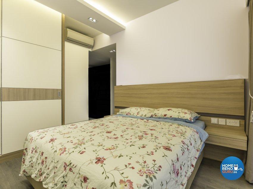 Modern, Scandinavian Design - Bedroom - Condominium - Design by ARTS 2 DESIGN STUDIO PTE LTD