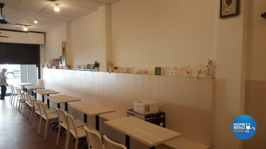 Modern, Scandinavian Design - Commercial - Retail - Design by Arts Advance Pte Ltd