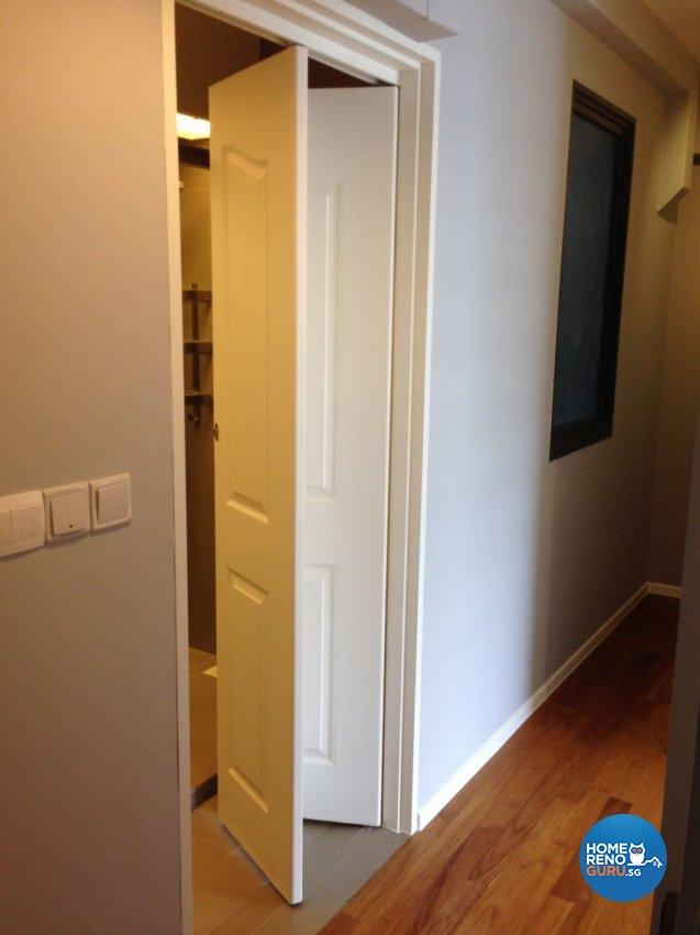 Retro, Scandinavian Design - Bathroom - HDB 5 Room - Design by Arts Advance Pte Ltd