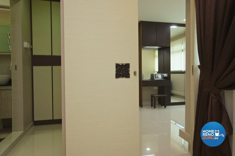 Classical, Contemporary, Modern Design - Bedroom - HDB 5 Room - Design by Asialand ID Pte Ltd