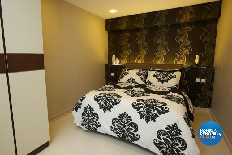 Classical, Contemporary, Modern Design - Bedroom - HDB 4 Room - Design by Asialand ID Pte Ltd