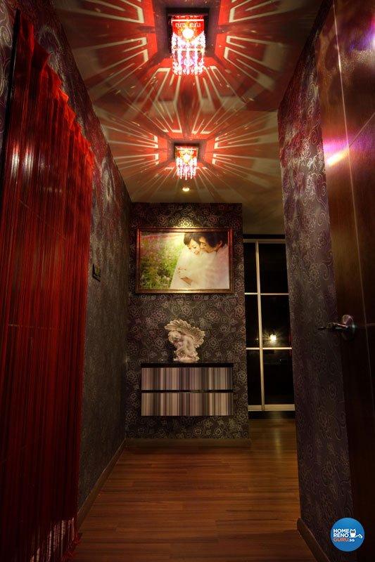 Contemporary, Modern, Victorian Design - Bedroom - HDB 5 Room - Design by Aspero Design