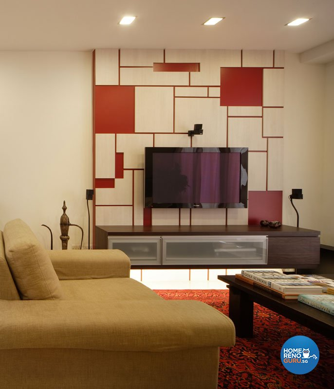 Classical, Contemporary, Resort Design - Living Room - Condominium - Design by Aspero Design