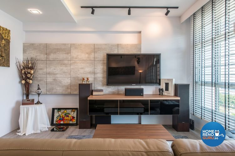 Atelier Interior Pte Ltd-HDB 5-Room package