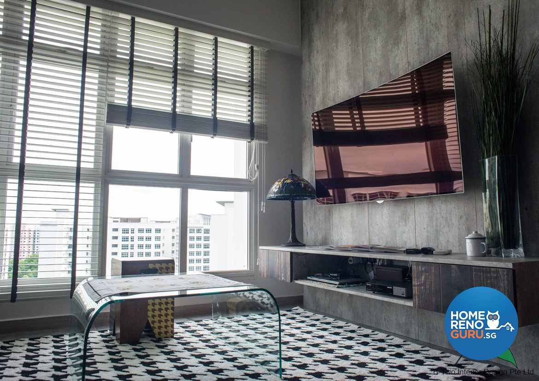 B Two Interior Design Pte Ltd Blk288a Sengkang 4 Room 4307 Singapore Interior Design Gallery Homerenoguru