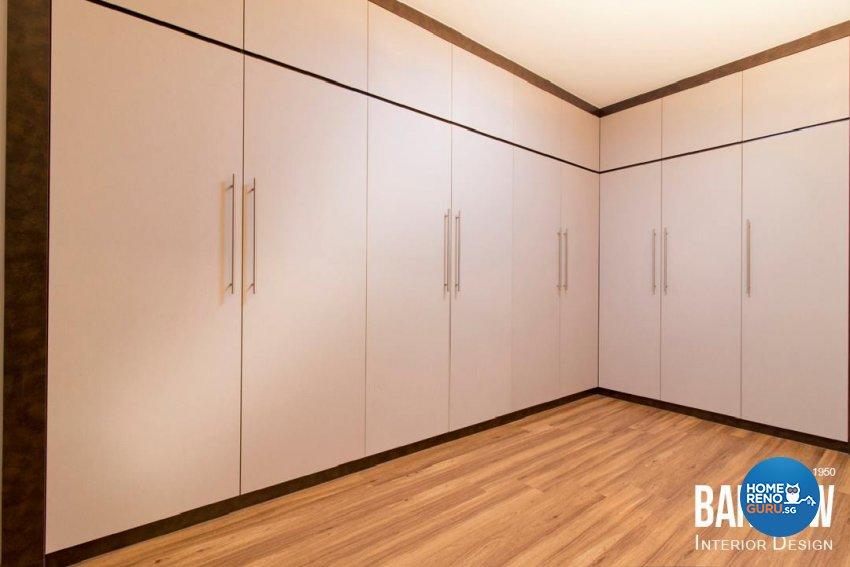 Industrial, Scandinavian Design - Bedroom - HDB 4 Room - Design by Ban Yew Interior Design Pte Ltd