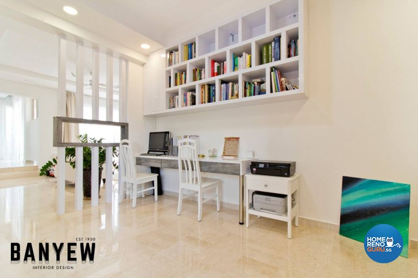 Country, Modern, Others Design - Study Room - Condominium - Design by Ban Yew Interior Design Pte Ltd