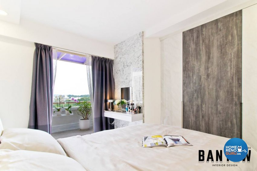 Country, Modern, Others Design - Bedroom - Condominium - Design by Ban Yew Interior Design Pte Ltd