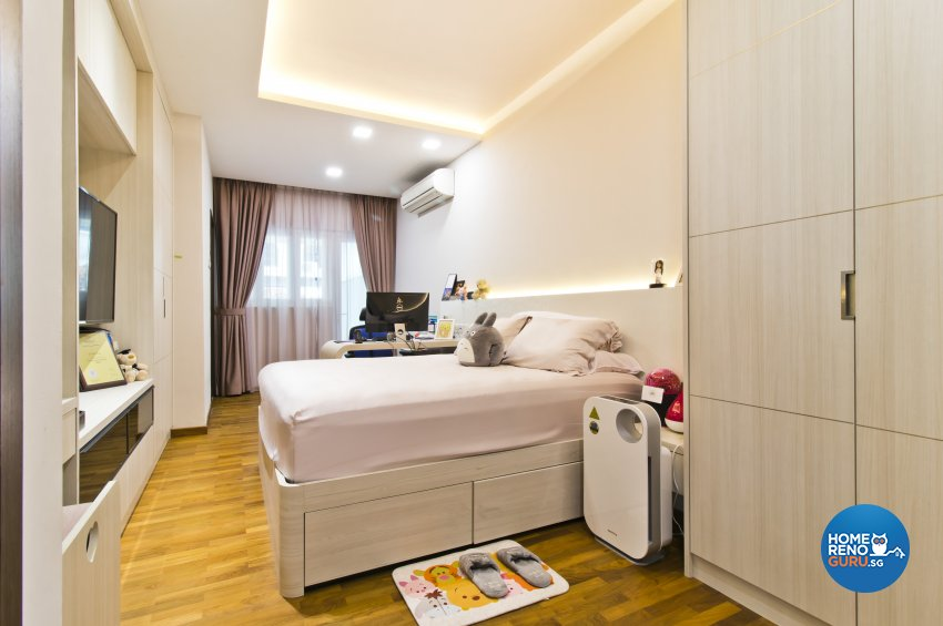 Classical, Modern, Resort Design - Bedroom - Landed House - Design by Ban Yew Interior Design Pte Ltd