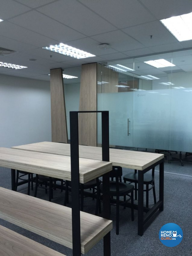 Contemporary Design - Commercial - Office - Design by Baum Project Interior Design