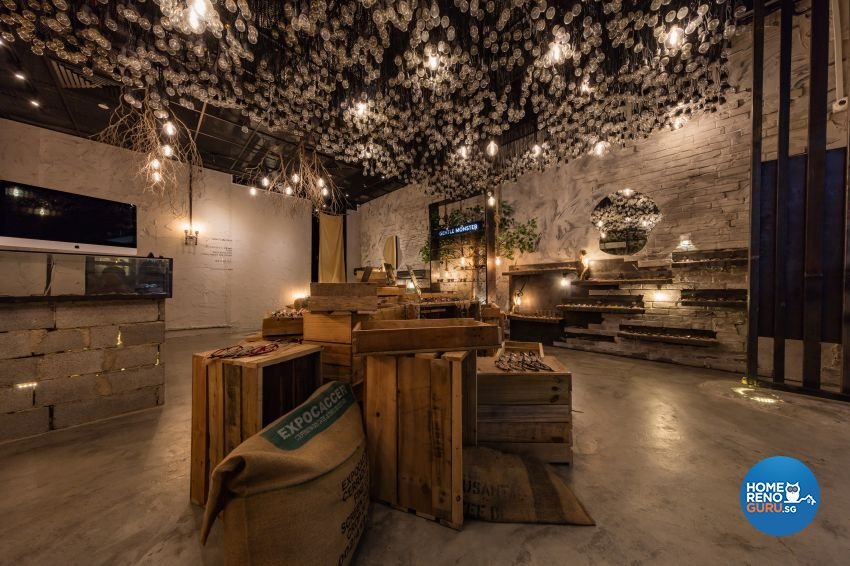 Industrial Design - Commercial - Retail - Design by Baum Project Interior Design
