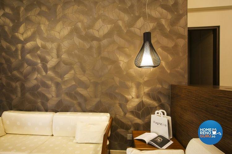 Classical, Modern, Victorian Design - Living Room - Condominium - Design by Beaux Monde Pte Ltd